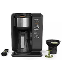 Ninja Hot and Cold Brewed Auto-iQ Tea & Coffee Maker System Via Amazon