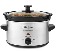 Elite Gourmet Electric Slow Cooker Via Amazon