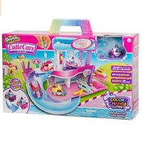 Shopkins Cutie Cars Splash 'N' GO Spa Wash Via Amazon