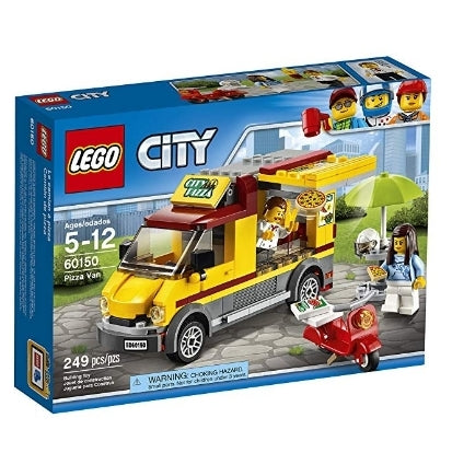 LEGO City Great Vehicles Pizza Van 60150 Construction Toy Via Amazon