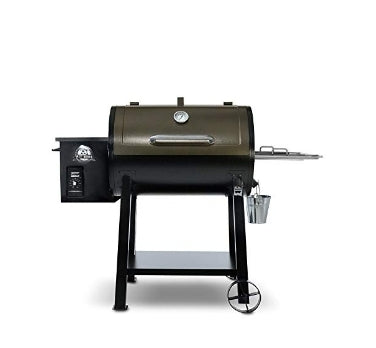 Pit Boss Grills 72440 Deluxe Wood Pellet Grill, 440 Square inches Via Amazon