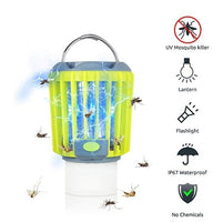 3-in-1 Bug Zapper and LED Camping Lantern + Flashlight Via Amazon