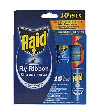 Fly Ribbon, 10 Count Via Amazon