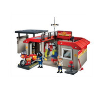 PLAYMOBIL Take Along Fire Station Via Walmart
