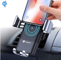 Wireless Charger Car Mount Via Amazon