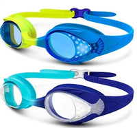 2 Pack OutdoorMaster Kids Swimming Goggles Via Amazon