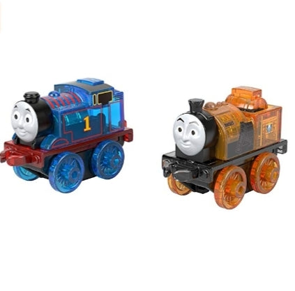 Fisher-Price Thomas & Friends MINIS, Light-ups, Thomas & Stephen Via Amazon