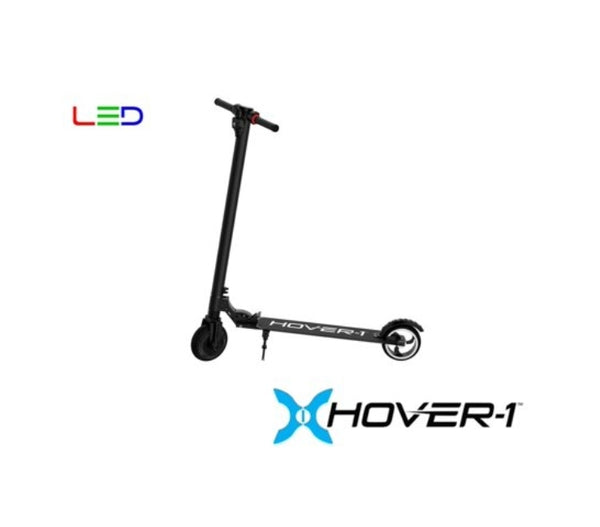 Hover-1 UL Certified Electric Powered Folding Electric Scooter Via Walmart