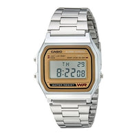 Casio Men's A158WEA-9CF Casual Classic Digital Bracelet Watch Via Amazon