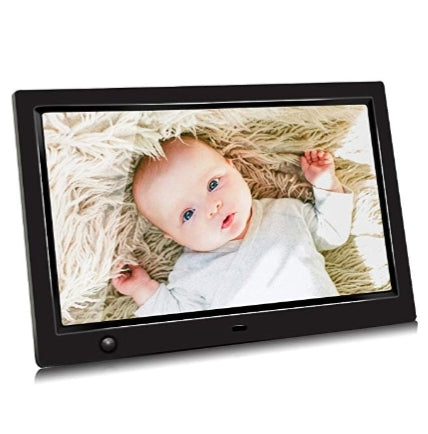 10.1 Inch IPS 1080P HD Display Digital Photo Frame Via Amazon