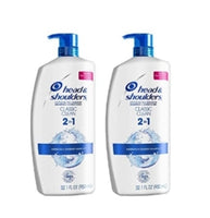 2-Pack Head & Shoulders 2in1 Shampoo & Conditioner Via Amazon