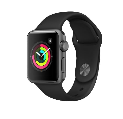Apple Watch Series 3 (GPS, 38mm) - Aluminium Case