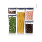 5-Piece OXO Good Grips Pop Food Storage Container Set Via Macy's