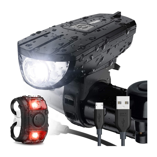 Vont 'Breeze' Bike Light Set Via Amazon