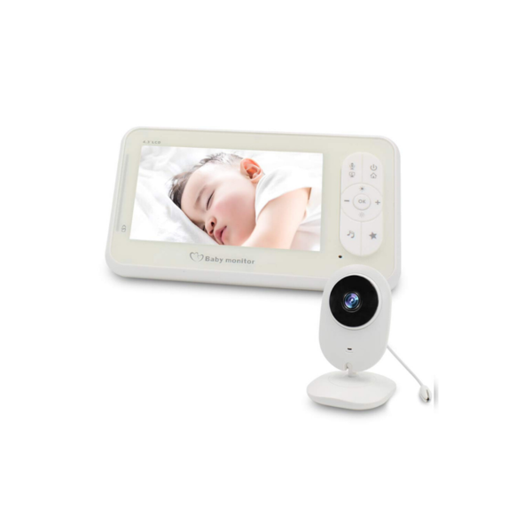 Video Baby Monitor With Night Vision Via Amazon