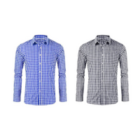 Men's Plaid Shirt Via Amazon