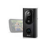 Wireless Video Camera Doorbell Via Amazon