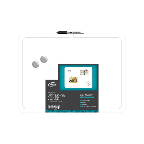 Magnetic Dry Erase Board Via Amazon