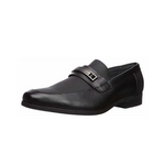 Calvin Klein Men's Jameson Soft Leather/City Emboss Slip-On Loafer Via Amazon
