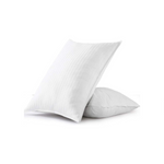 Set Of 2 Hotel Collection Bed Pillows Via Amazon