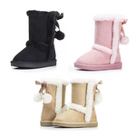 Girls Winter Boots (Many Colors) Via Amazon