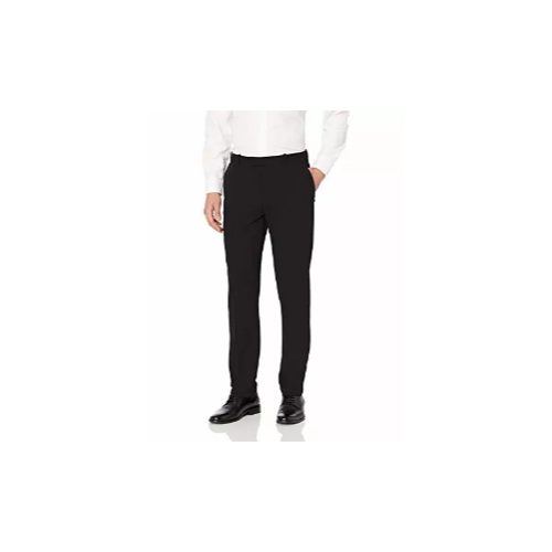 Van Heusen Men's Flex Flat Front Straight Fit Pant Via Amazon