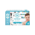 Prime Members: 120 Honest Company Size 4 Diapers Via Amazon