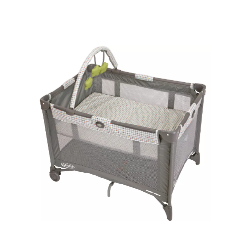 Graco Pack 'n Play On the Go Playard with Bassinet Via Walmart