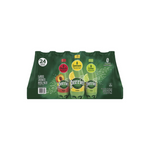 24 Bottles Of Perrier Carbonated Assorted Flavors Mineral Water Via Amazon