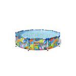 10 ft. x 26 in. Above Ground Swimming Pool Via Walmart