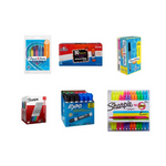 Save $40 off $50 spent on select Paper Mate, Sharpie, Expo, and other Supplies products Via Amazon