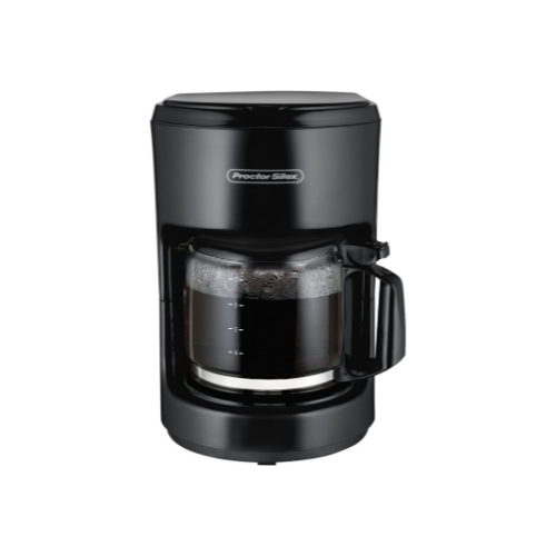 Proctor Silex 10-Cup Coffee Maker Via Amazon