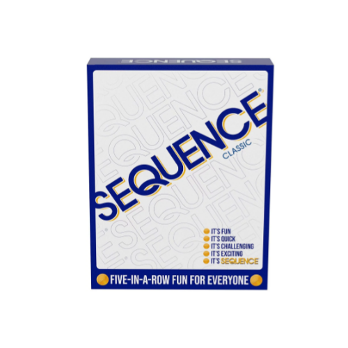 SEQUENCE Game Via Amazon