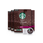 96 pods Starbucks Dark Roast K-Cup Coffee Pod Via Amazon