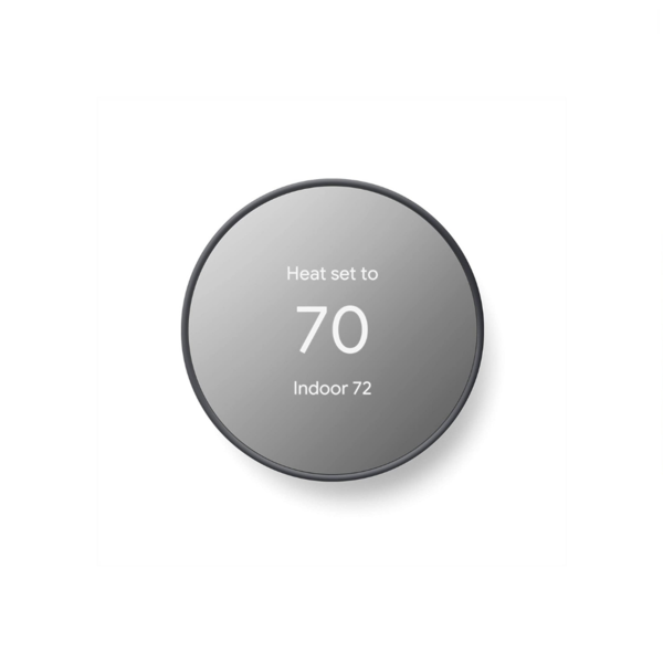 Google Nest Thermostat Via Amazon