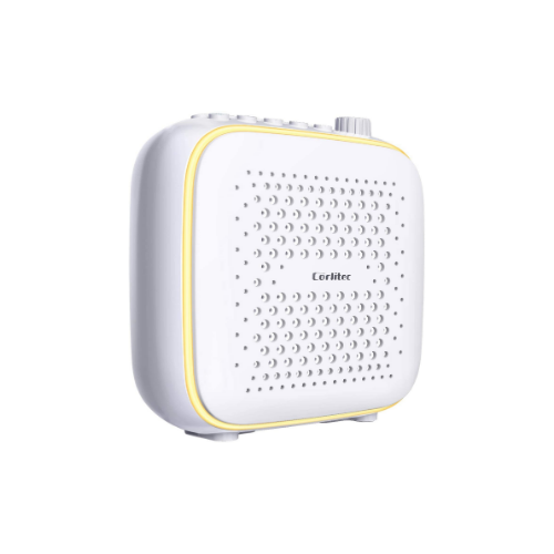 White Noise Machine with Night Light Via Amazon
