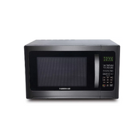 Farberware 1.2 Cu. Ft. 1100-Watt Microwave Oven with Grill Via Amazon