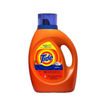 Tide Laundry Detergent Liquid, Original Scent, 64 Loads Via Amazon