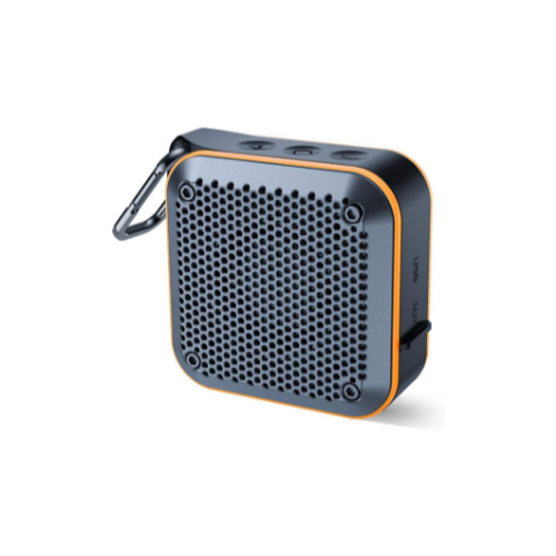 Portable Waterproof Bluetooth Speaker Via Amazon