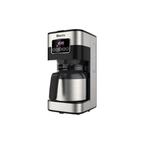 Programmable Drip Coffee Maker Via Amazon