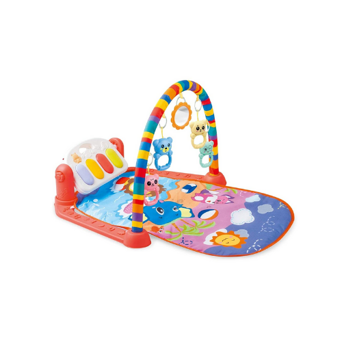 Baby Piano Gym Playmat Via Amazon