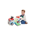 Paw Patroller Ride on Includes Mini Vehicles Via Walmart