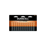 24 Count Duraccell CopperTop AA Alkaline Batteries Via Amazon