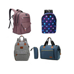 50% Off On Backpacks And Diaper Bags, From $11.09- $20 Via Amazon