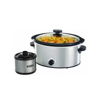 Bella 5-qt. Slow Cooker with Dipper Vie eBay (Best Buy)