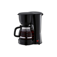 Mainstays 5 Cup Black Coffee Maker with Removable Filter Basket Via Walmart