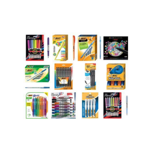Save $10 When You Spend $25 On Bic Products Via Amazon