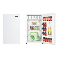 4.4 cu. ft. Mini Fridge in White Via Home Depot