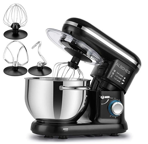 6 Quart Stand Mixer with Accessories Via Amazon SALE $59.99 Shipped! (Reg $99.99)