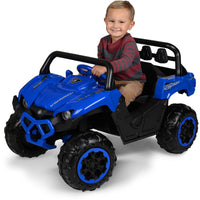 6 Volt Yamaha Viking Battery Powered Ride-On Via Walmart